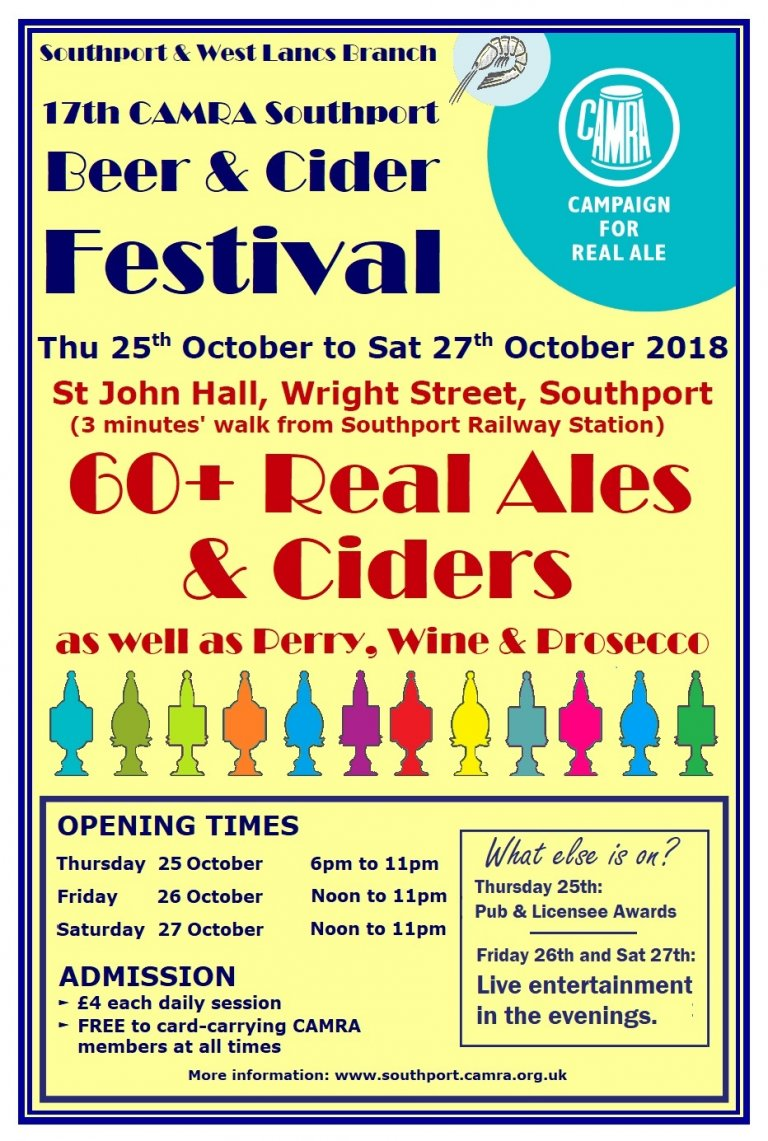 Southport Beer Festival