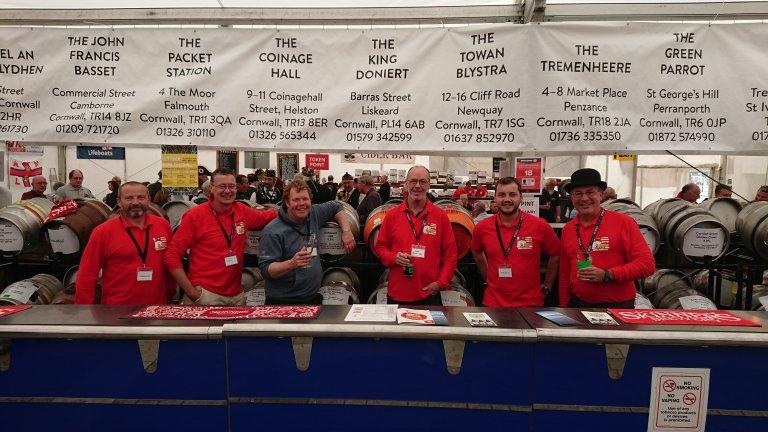 The Cornish Bar Team Part1