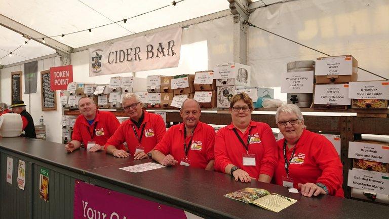 Cider Bar Team