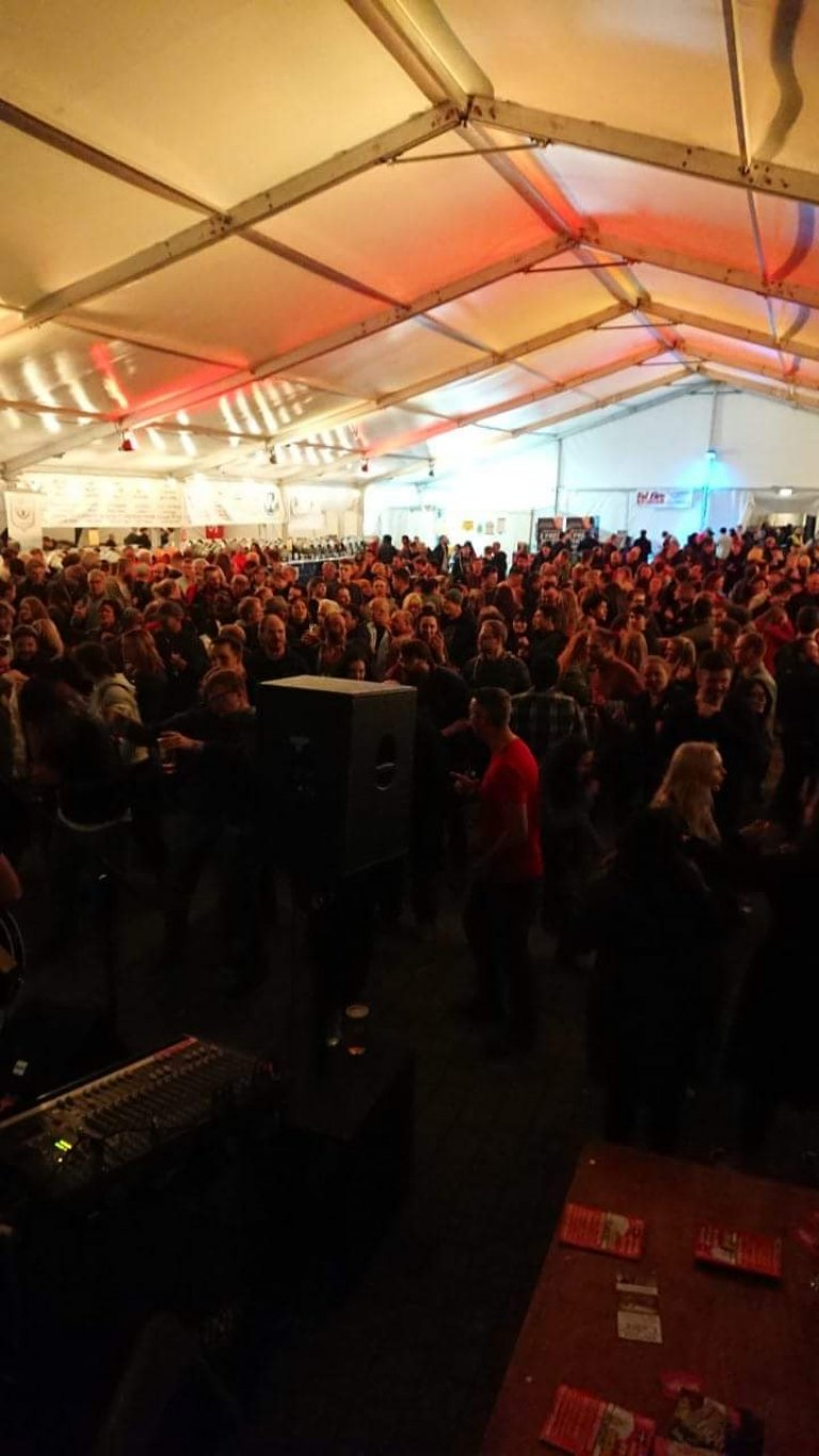 The Amazing Falmouth Beer Festival