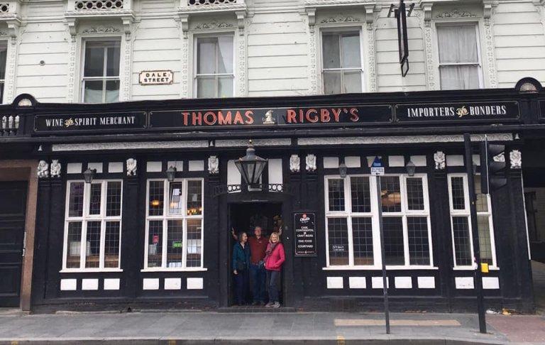 Thomas Rigbys