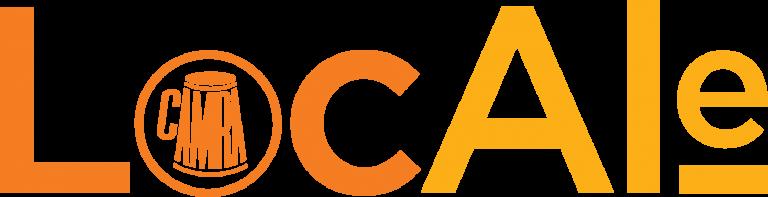 New 2019 LocAle logo