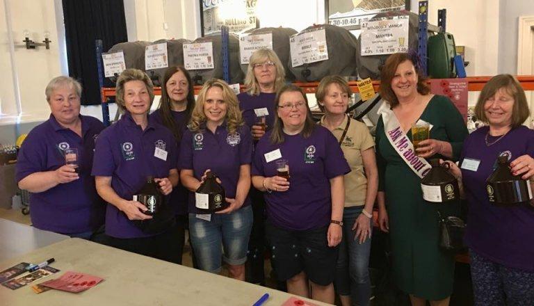 KBCF 2018 Volunteers