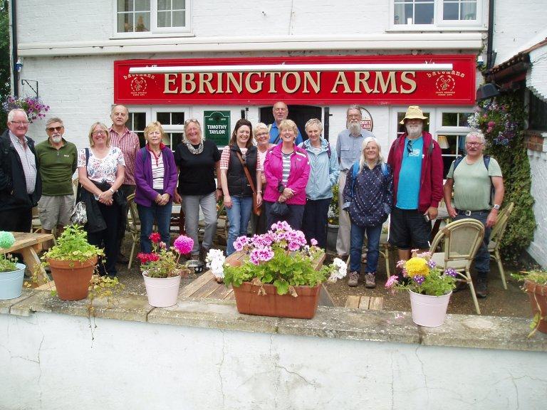 Ebrington Arms July 2019