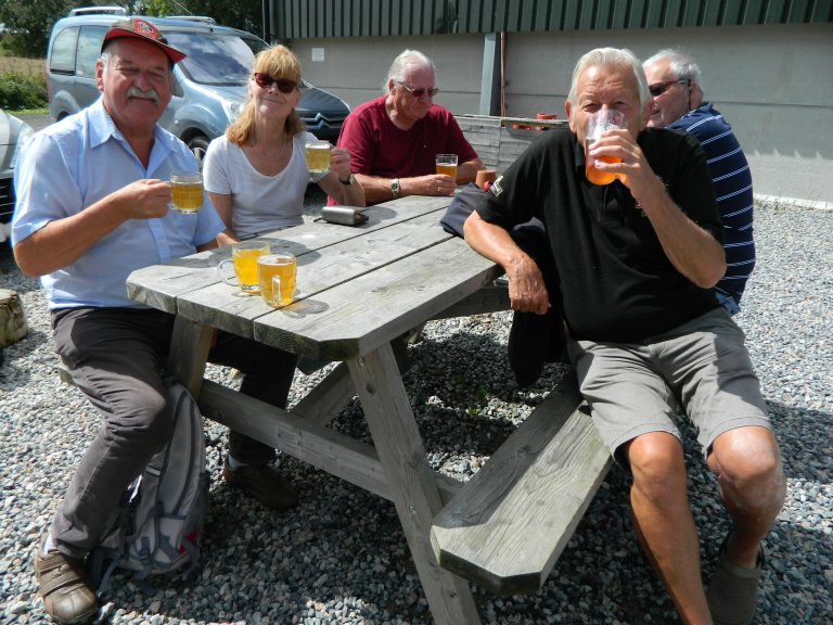 CAMRA Members having cider times!