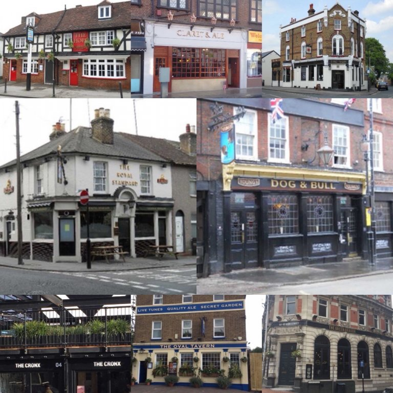 Pub collage 1