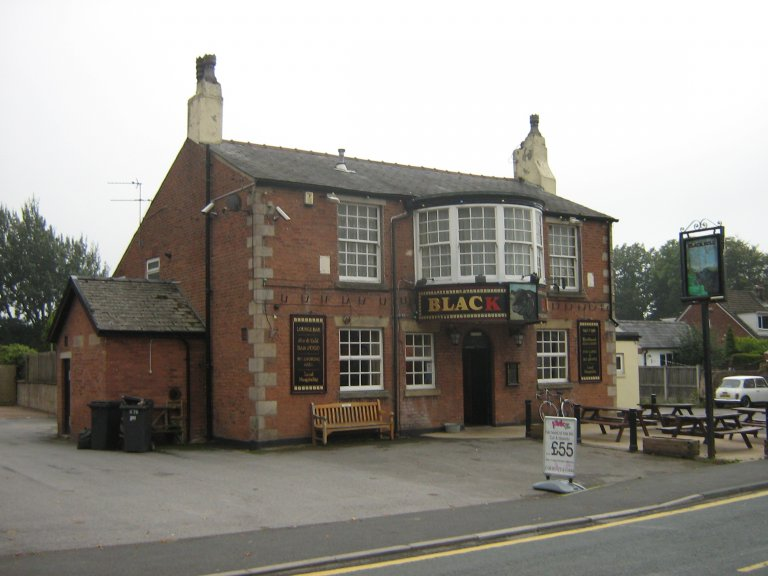 gs - Longton Black Bull