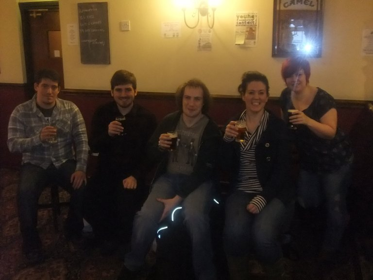 Masons Arms First Beer Festival