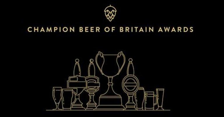 Champion Beer of Britain logo