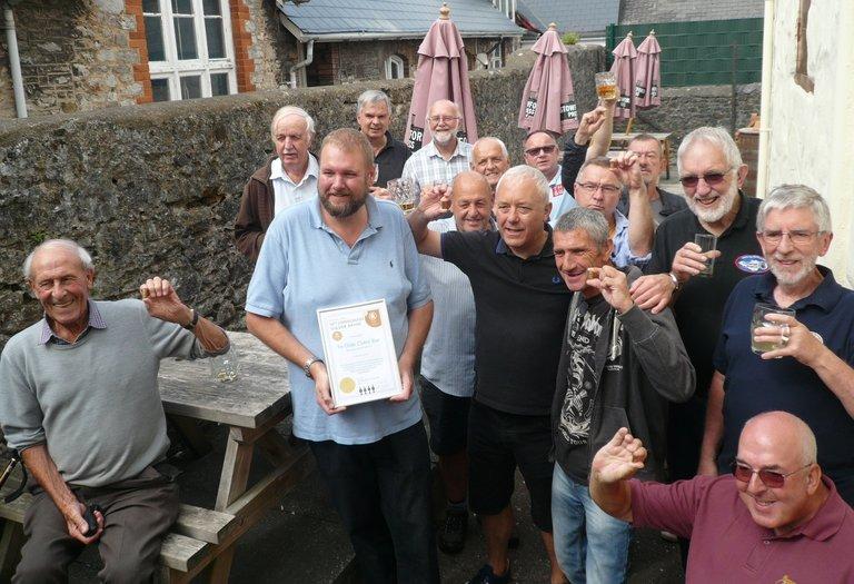 Members and Regulars with Julian