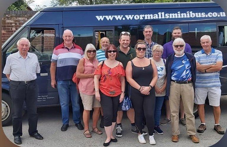 Members on Trip
