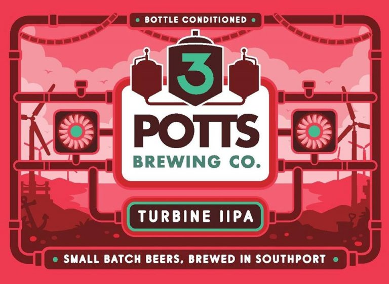 Potts Turbine IPA